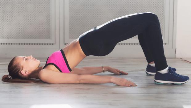 Kegel exercise for Pelvic Girdle Pain