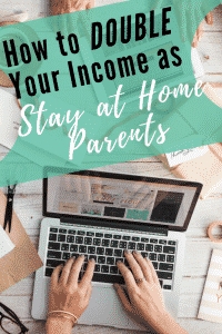 how to make money as stay at home parents