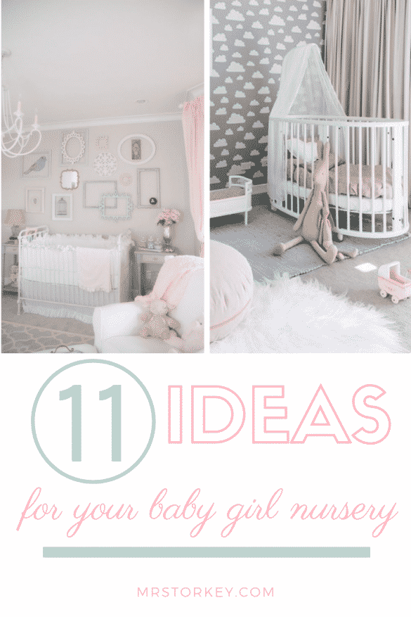 baby girl nursery theme