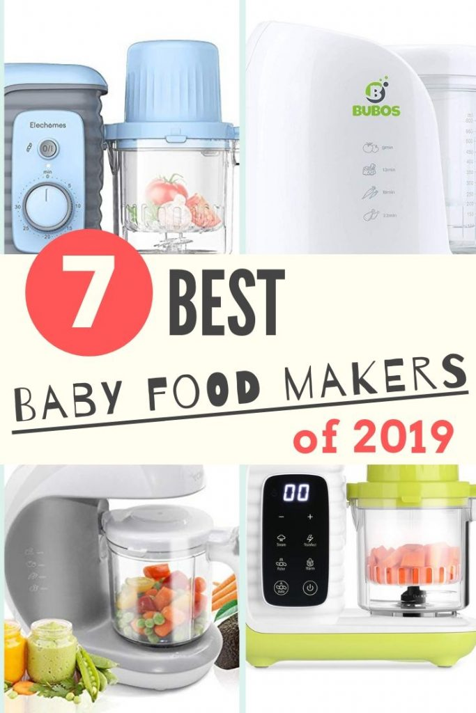 best baby food processors