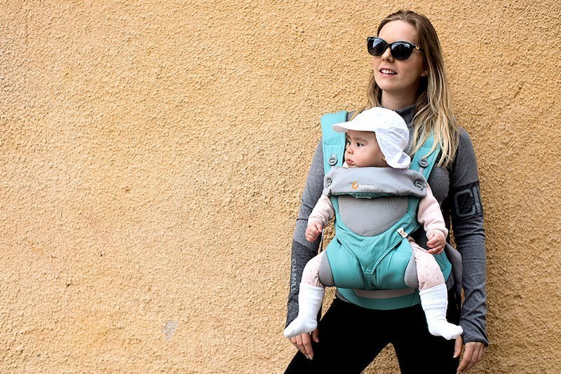 baby carrier test ergobaby 360 performance cool air mesh