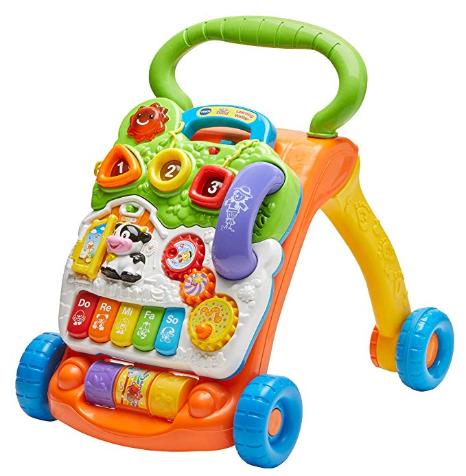 Vtech baby walker, baby walker toys, baby standup toys, sit to stand toys