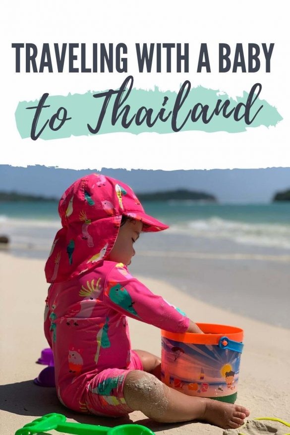 travel baby southeast asia thailand