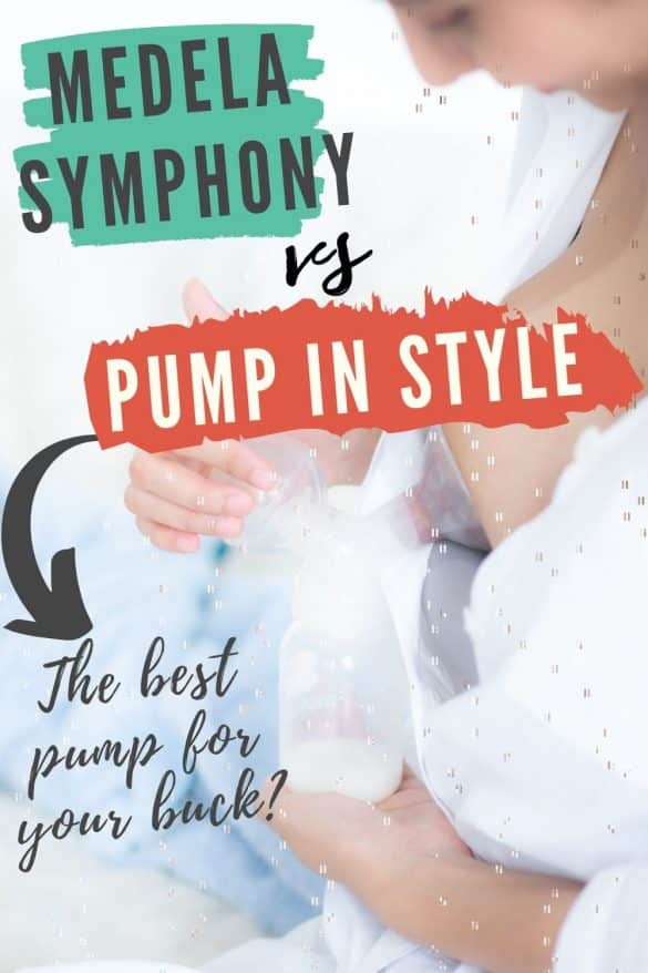 Medela symphony or pump in style, which is the best pump?