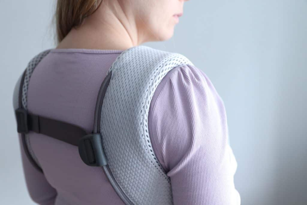 Babybjörn one mesh shoulder strap