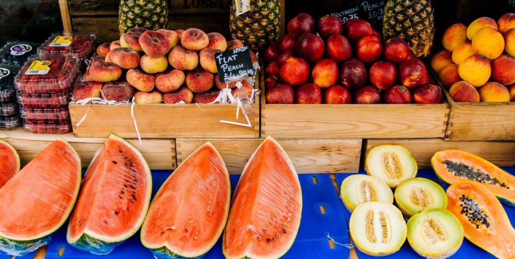 Common pregnancy food cravings-fruit